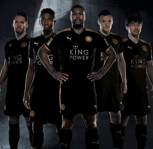 Leicester-City-Black-Away-Jersey-2017-18