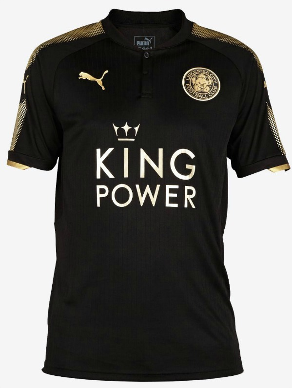 New Leicester city Away kit 2017-18