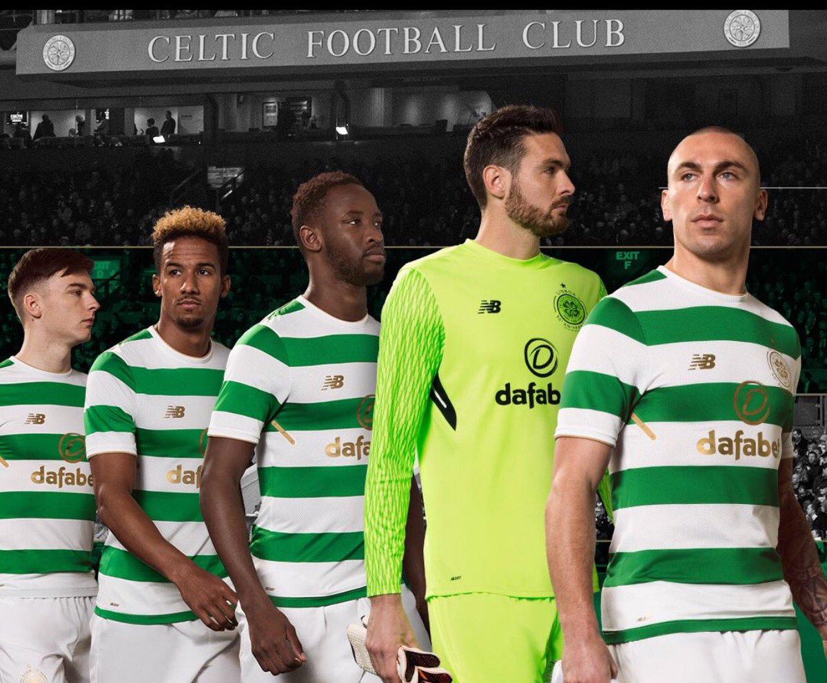 Celtic Kit 2017-18