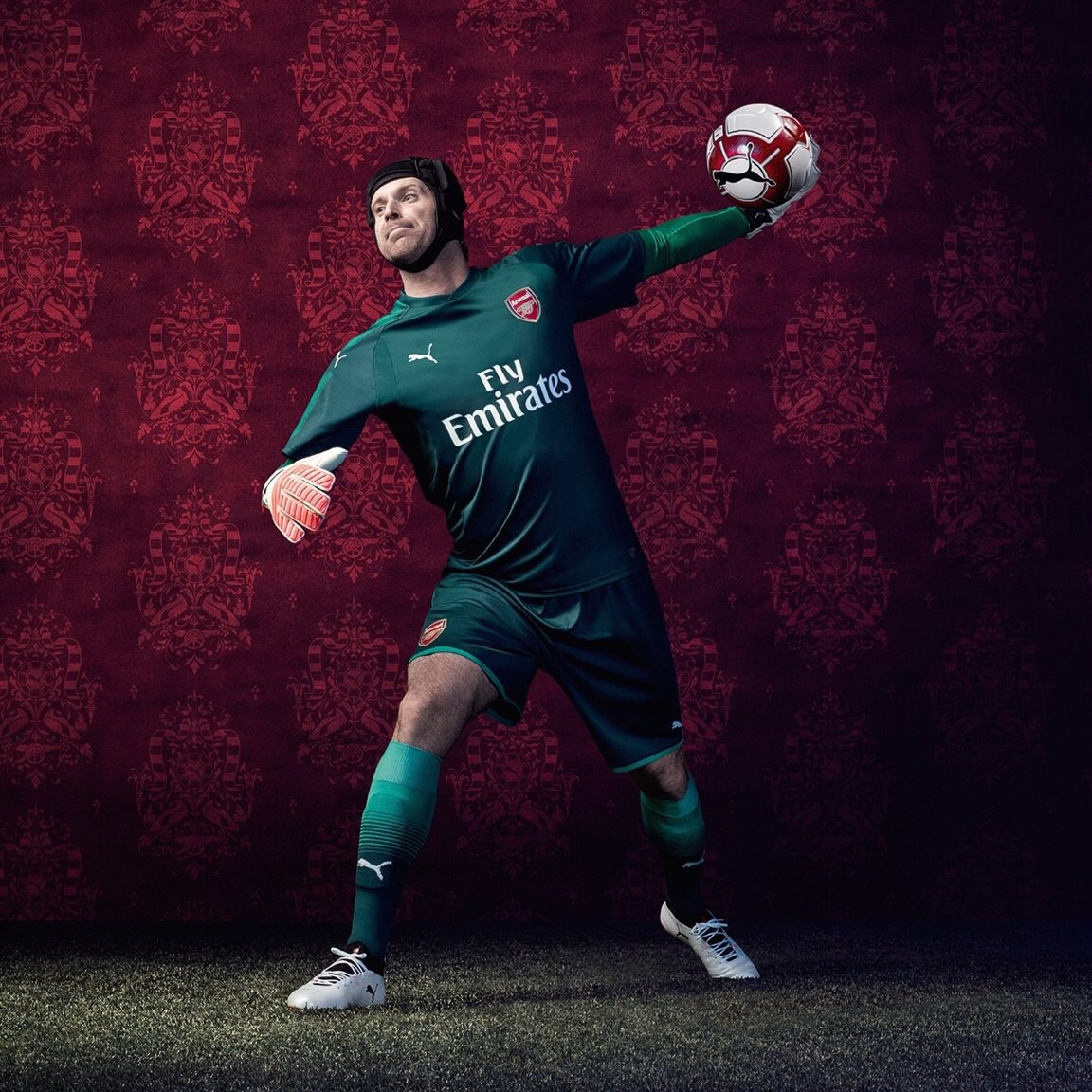 Arsenal Goal Keeper Shirt 2017-18