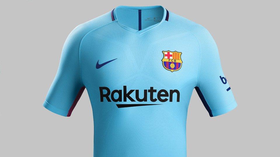 Barcelona Kit 2017-18