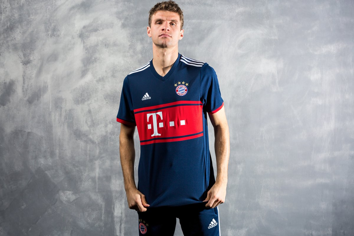 Bayern Away Kit 2017-18