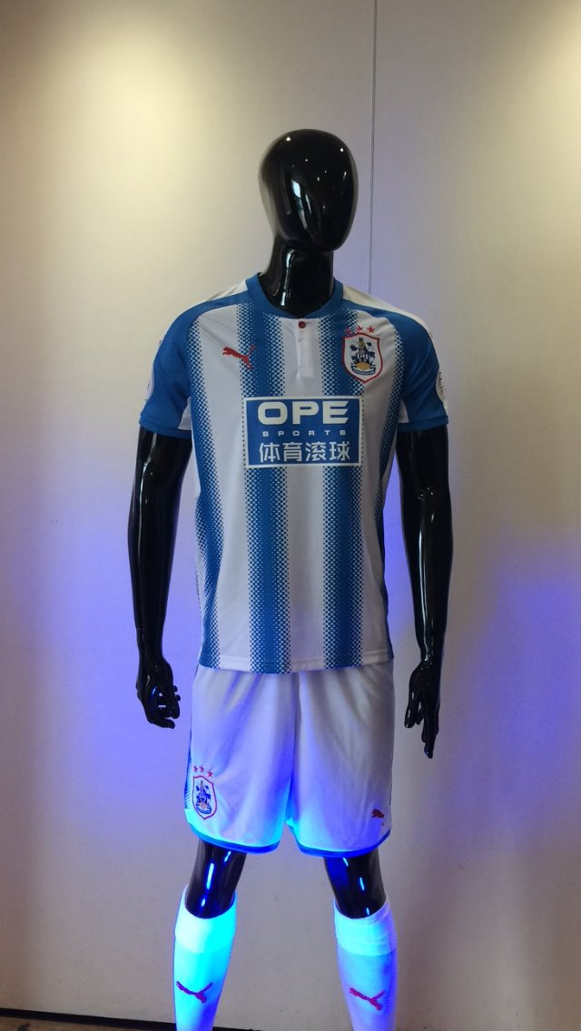 Huddersfield Home Kit 17-18
