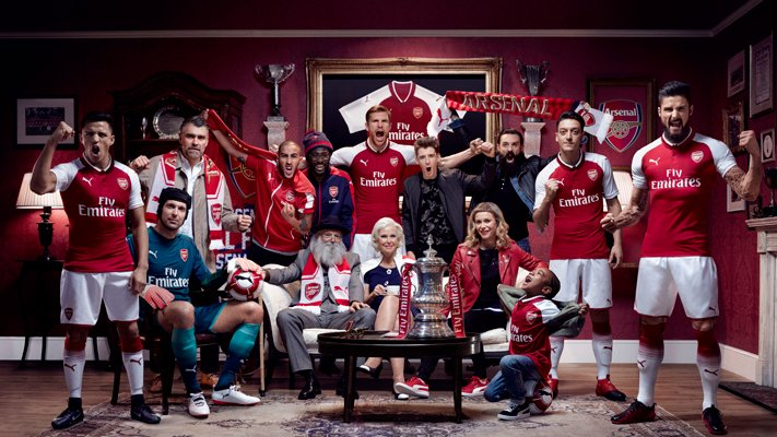 New Arsenal Shirt 2017-18