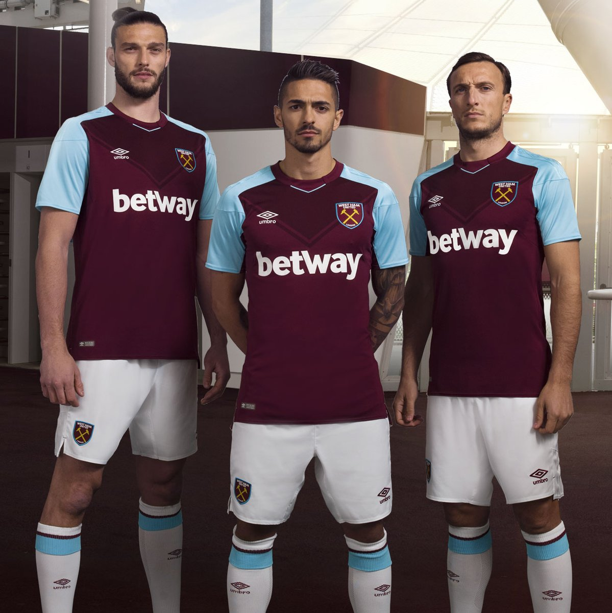 New West Ham United Home Kit 2017-18
