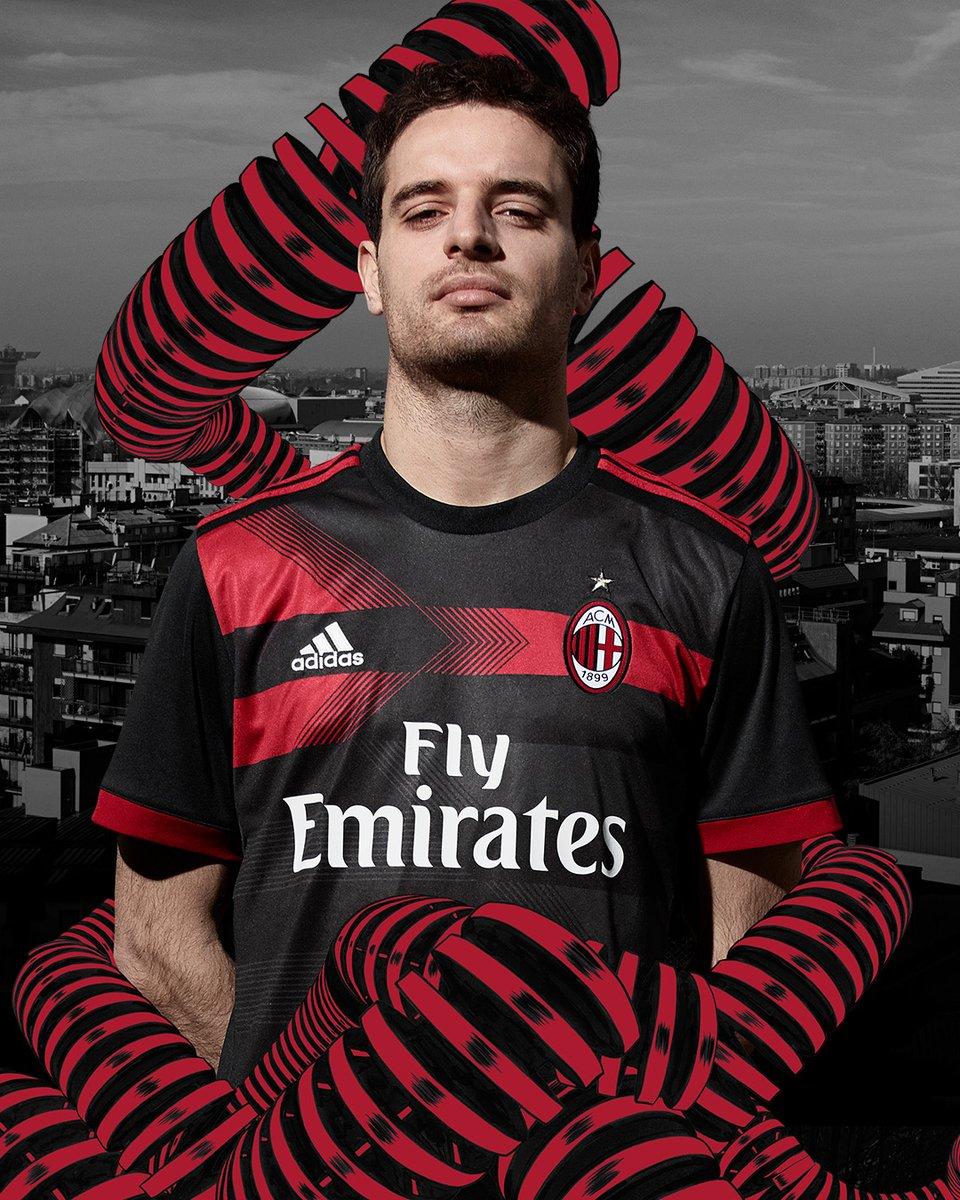 AC Milan third kit 2017-18