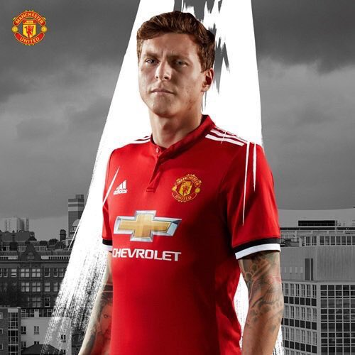 Manchester United Home Kit 2017-18