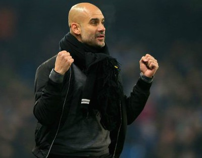 Pep Guardiolo