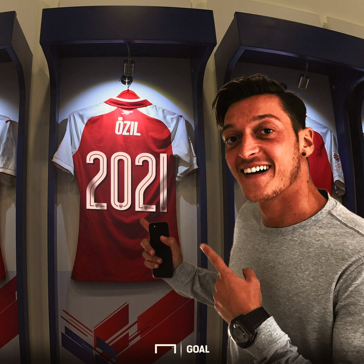 Arsenal Sign In Mesut Ozil